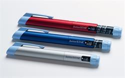 JuniorSTAR insulin pen launched