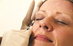 Facial rejuvenation: Off licence applications for botulinum toxin