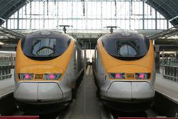 Eurostar promotion targets stranded British travellers