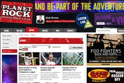 Jaguar sponsors sports news on Planet Rock