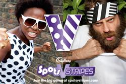 Cadbury signs deal with ITV to lift Spots V Stripes