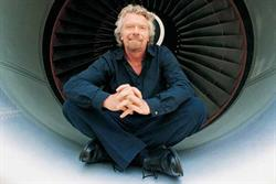 Branson hits back at BA over Virgin Atlantic brand axe rumours