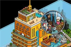 Capri Sun ties up with Habbo Hotel