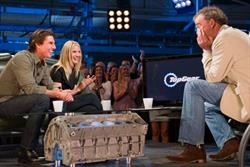 Top Gear available on BA flights in BBC deal