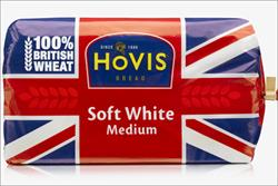 Hovis designs Union Jack wrap for Royal Wedding