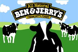 We get the scoop on whether Ben & Jerry's licks rival ice-cream brands on social media
