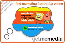 My Media, My Ads, Nickelodeon's latest research study
