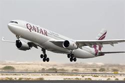 Qatar Airways calls £20m media review