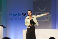 Media360: Media is 'not a zero-sum game' says Claire Enders