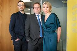 Arena unveils new management team