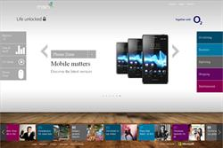 Microsoft teams up with O2 to showcase digital showroom