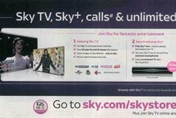 Sky ad banned for exaggerated 'instant' movie claim