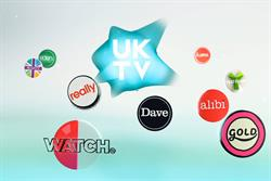 UKTV reintroduces parent name on branding
