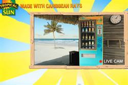 Minimart launches interactive vending machine for Tropical Sun