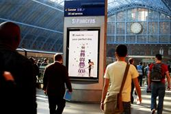 JCDecaux wins key international rail contract