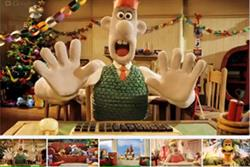 Google+ reunites Wallace and Gromit stars for Christmas ad