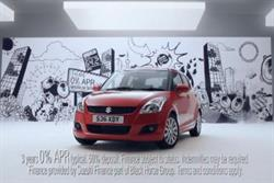 Suzuki appoints the7stars to £6m media account