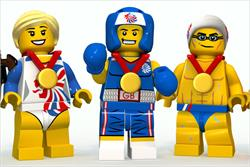 Lego runs TeamGB outdoor campaign for minifigures