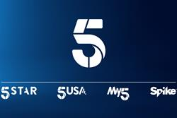 Viacom rebrands Channel 5 portfolio