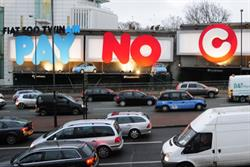 Fiat creates 'no congestion charge' campaign