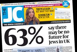 Jewish Chronicle apologises for running Gaza ad