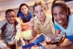 Traditional TV set losing appeal among children