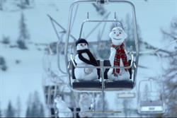Zurich launches snowmen cinema campaign across Europe