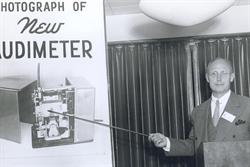 No 119: Arthur Nielsen's Audimeter