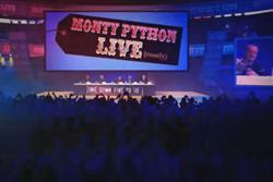 UKTV backs live Monty Python broadcast with campaign