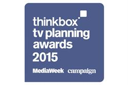 Manning Gottlieb OMD, MediaCom and PHD head shortlist for 2015 Thinkbox TV Planning Awards