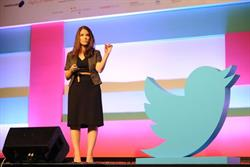 Twitter's Melissa Barnes: Get comfortable with people who don't love you