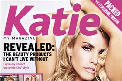 Katie Price, aka Jordan, to launch Katie teen mag