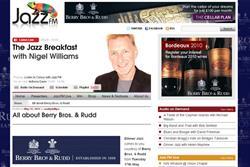 Wine merchants Berry Bros & Rudd to sponsor Dinner Jazz