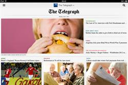 Telegraph partners with Halifax for first Google Currents campaign