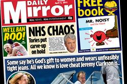Paper Round (5 April) - Which clients are advertising in the national press?