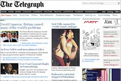 Telegraph takes lead from NYT for Project Plane paywall