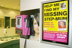 Admedia partners with Missing People