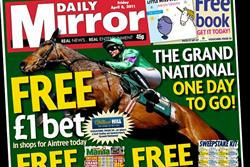 Paper Round (8 April) - Which clients are advertising in the national press?