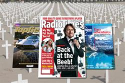 BBC Magazines: even when they're winning, they lose