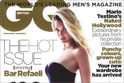 GQ and Esquire report October ad lift
