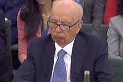 Murdochs tells MPs closing NotW 'not a commercial decision'