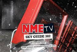 NME TV launches on Freesat