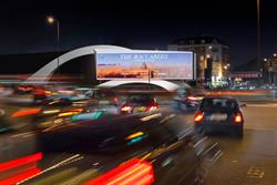 Sky ads to launch Vauxhall digital outdoor site