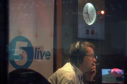 BBC Radio 5 Live too celeb and football-focused, says RadioCentre