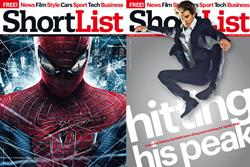 ShortList runs bespoke interactive Spider-Man cover wrap