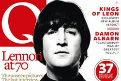 Q commemorates John Lennon's contribution to music
