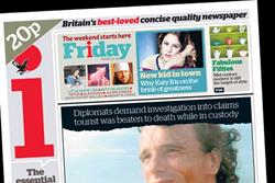 NEWSPAPER ABCs: Indy and i again revel in being 'significantly bigger than The Guardian'