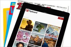 Condé Nast in ad deal with Flipboard