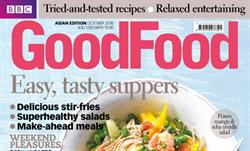 BBC Good Food magazine launches in Asia