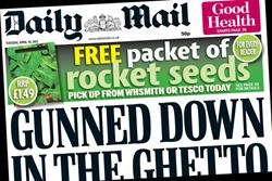 Paper Round (19 April) - Which clients are advertising in the national press?